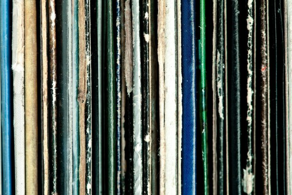 Vinyl Stack Tales From The Turntable
